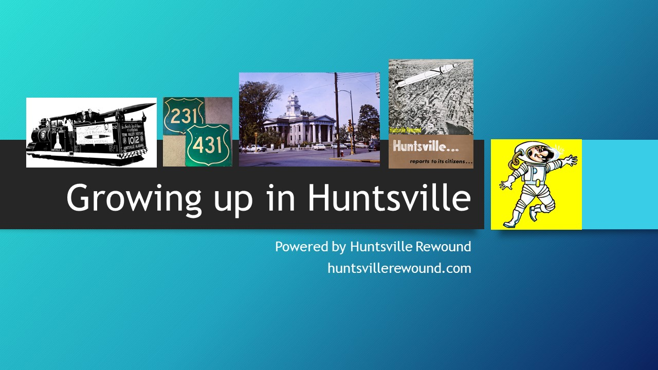Huntsville Rewound™ (AL/USA) Rocket City USA