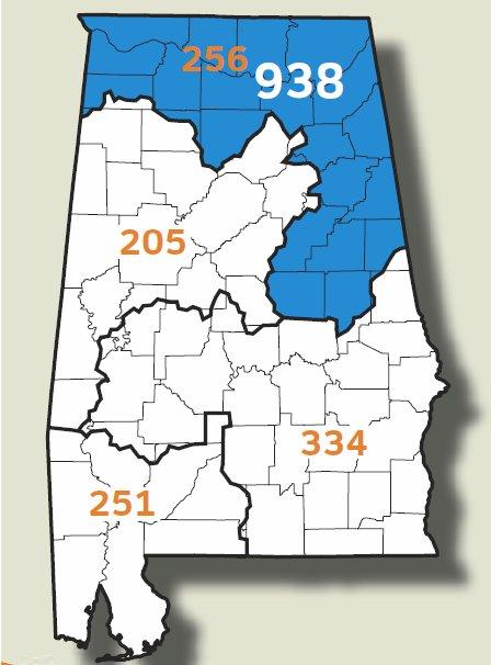 Huntsville Rewound ALUSA Rocket City USA - 205 area code usa
